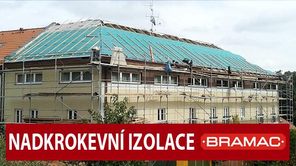 POZOR NA SÁDROKARTONÁŘSKÉ A IZOLAČNÍ PRÁCE!