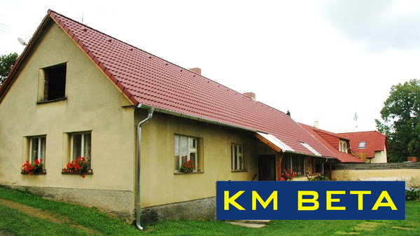 Rekonstrukce KM BETA, Radějovice