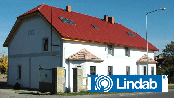 Rekonstrukce Lindab Ideal 40, Želivec